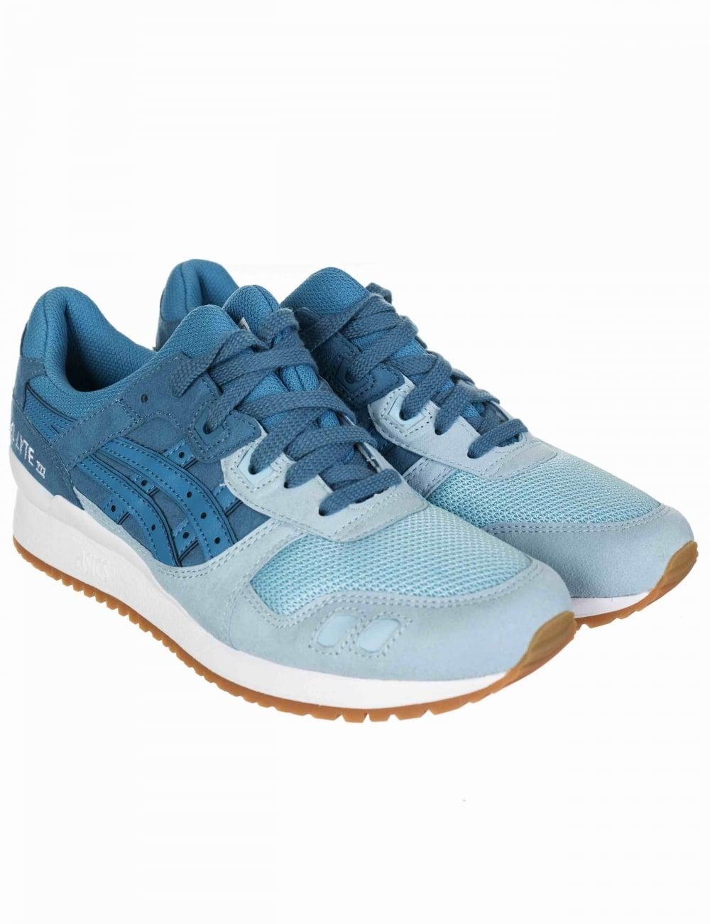 hot sale online a3f68 ae4cd Gel Lyte III Trainers - Blue Heaven/Corydalis Blue