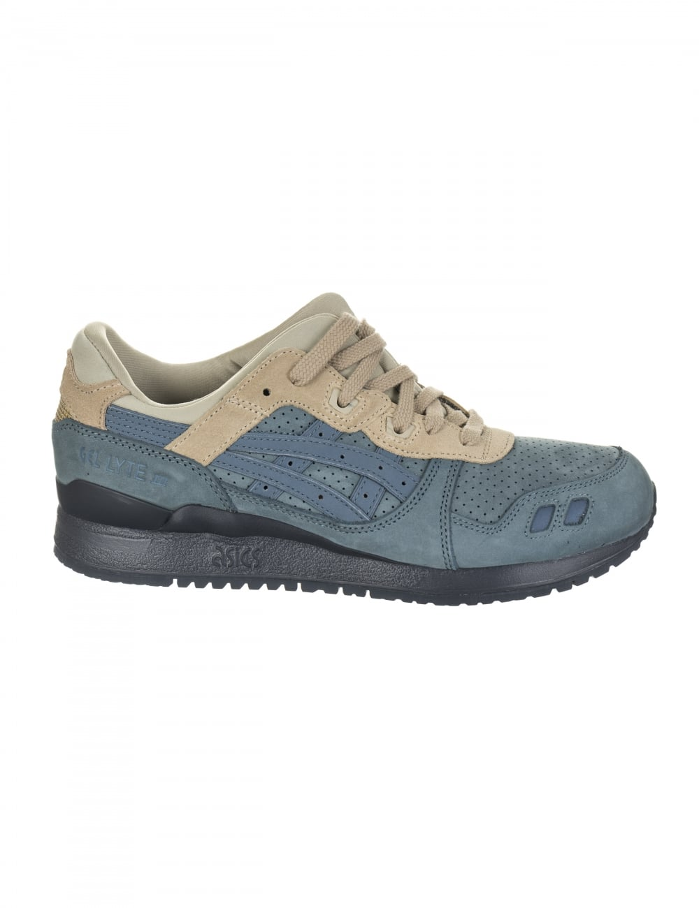 best website f86e4 bd0d4 Gel Lyte III Shoes - Blue Mirage/Blue Mirage (Moonwalker Pack)