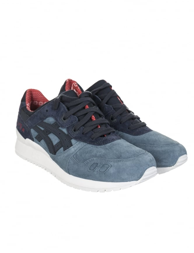 timeless design 4c6fc 1ceda Gel Lyte III Shoes - Blue Mirage/India (Christmas Pack)