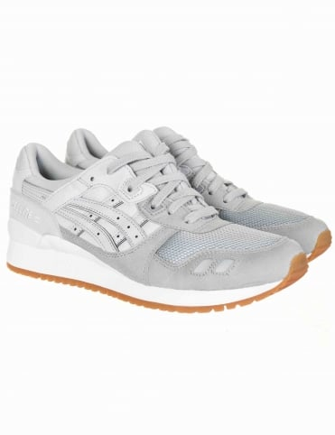 Gel Lyte III Shoes - Mid Grey/Glacier Grey