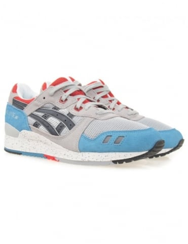 Asics Gel Lyte III Shoes - Soft Grey