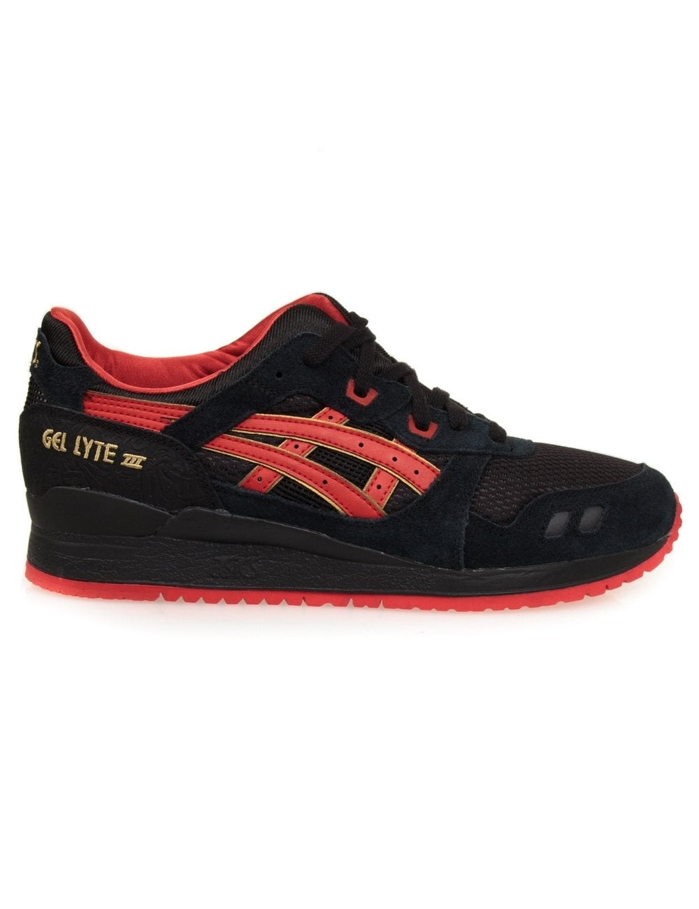 on sale 2e1b8 9fe69 Gel Lyte III - Valentines Pack - Black/Black