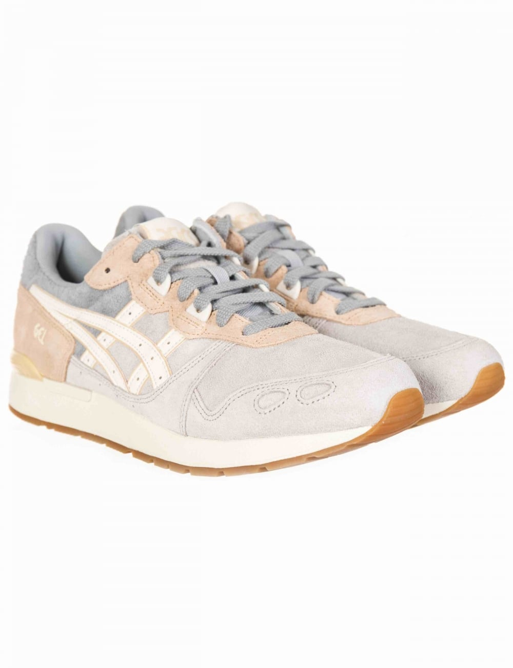 online retailer 3e445 882bc Gel Lyte Shoes - Glacier Grey Cream