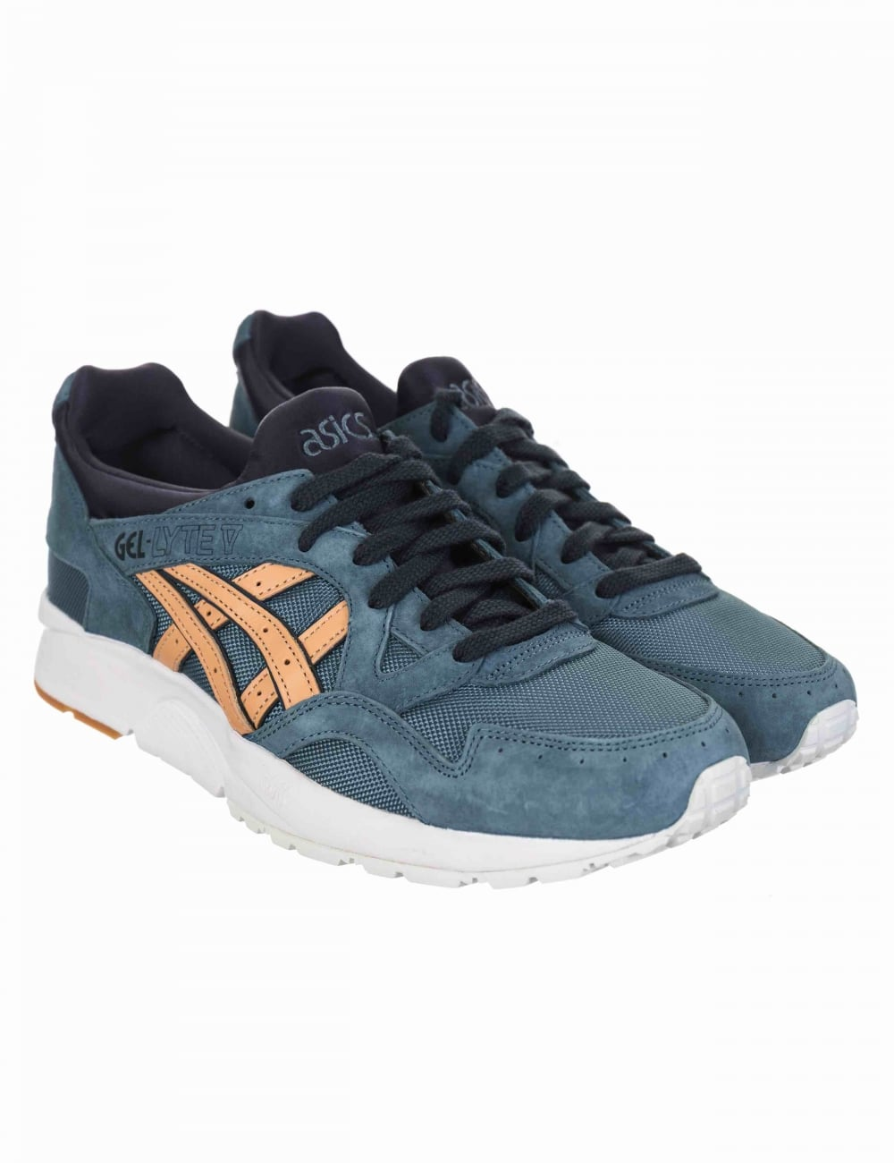 promo code fa430 7a1c7 Gel Lyte V Shoes - Blue Mirage/Sand (Veg-Tan Pack)