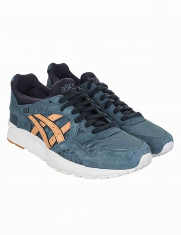 Asics Gel Lyte V Shoes - Blue Mirage/Sand (Veg-Tan Pack)