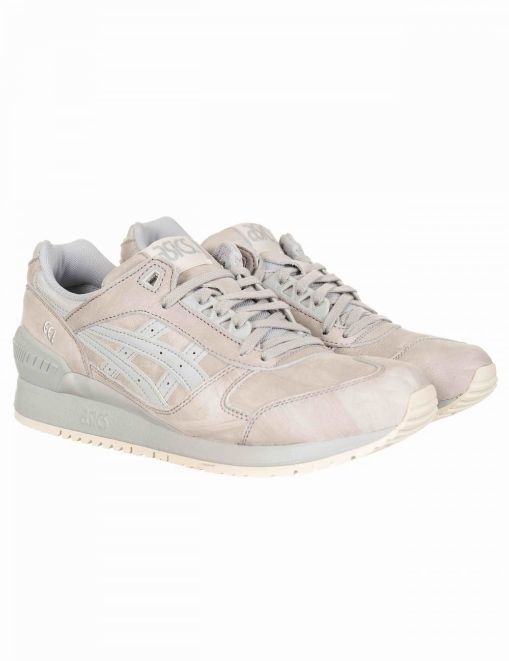 asics trainers grey