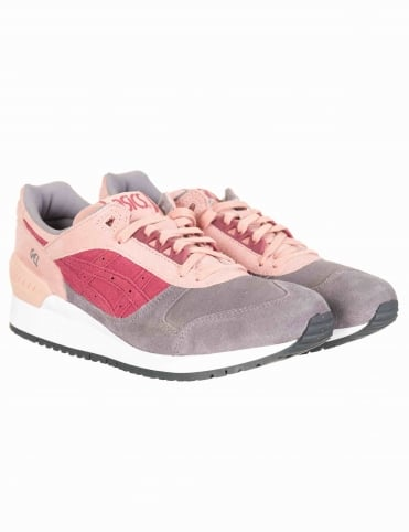 Gel-Respector Shoes - Mauve Wood/Mauve Wood