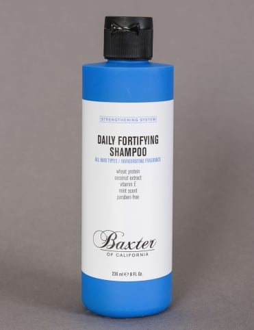 Daily Fortifying Shampoo - Regular (235ml)