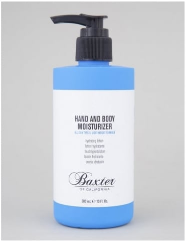 Hand and Body Moisturizer (300ml)