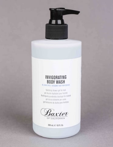Baxter of California Invigorating Body Wash (300ml) - Bergamot and Pear