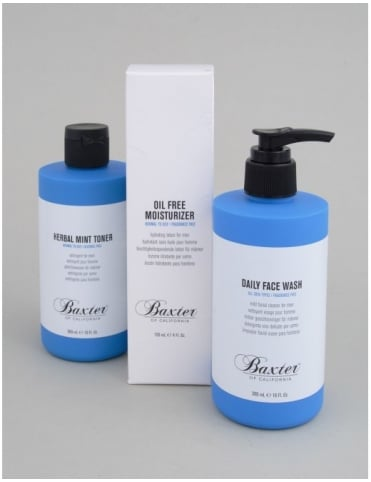 Baxter of California Skin Care 1-2-3 - Boxed Set