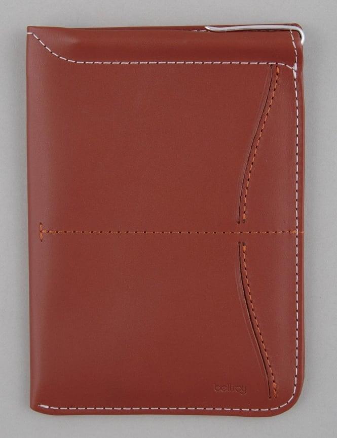 Bellroy Passport Sleeve - Tan