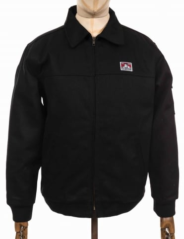 Mechanics Jacket - Black