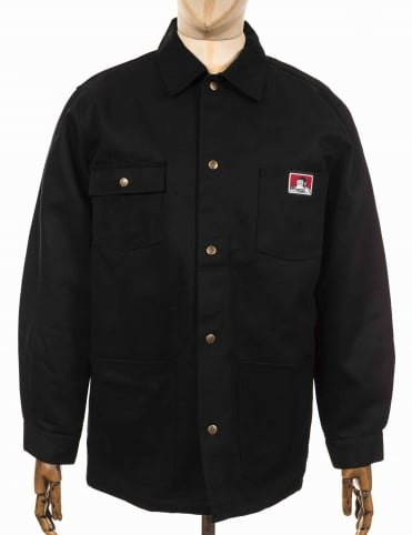 OG Blanket Lined Work Jacket - Black