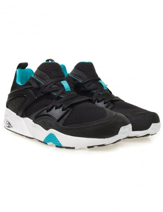 Puma Blaze Of Glory CREAM Mesh Evolution - Black