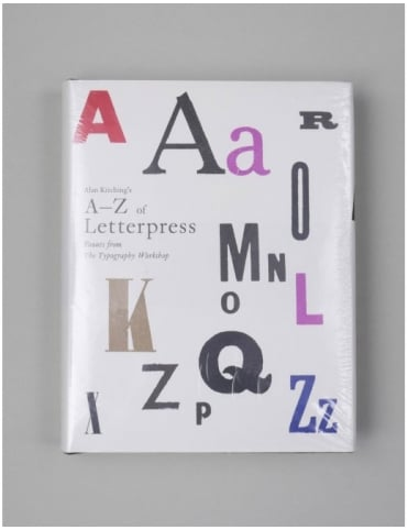 A-Z of Letterpress Book