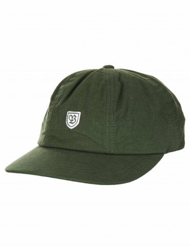 1556cbc76ba Brixton B-Shield III Cap - Leaf