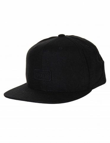 7c060c5c87da9 Brixton Rift II Snapback Cap - Black