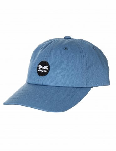 4aae74721c046 Brixton Wheeler Cap - Orion Blue