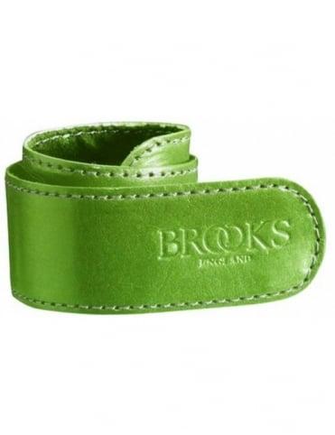 Brooks England Trouser Strap - Apple Green