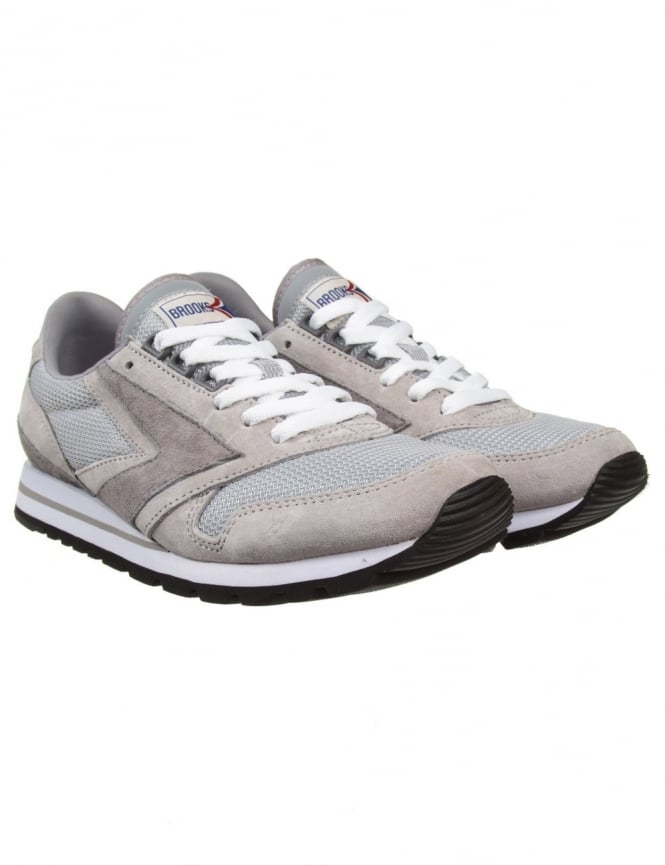 Brooks Heritage Chariot Shoes - Athletic Grey