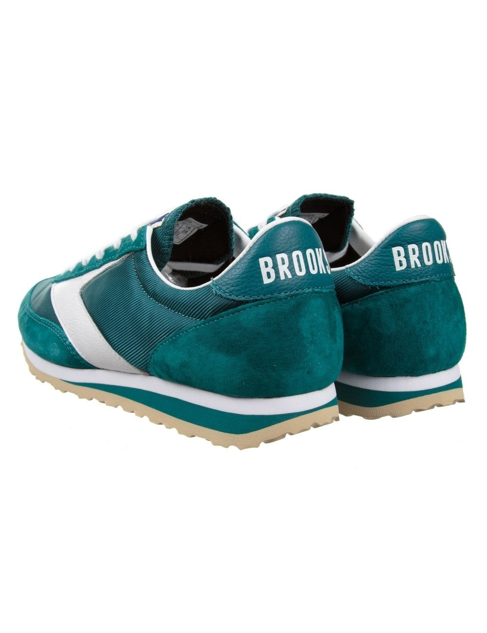 5d65983d22203 Brooks Heritage Vanguard Shoes - Dragonfly - Trainers from Fat ...