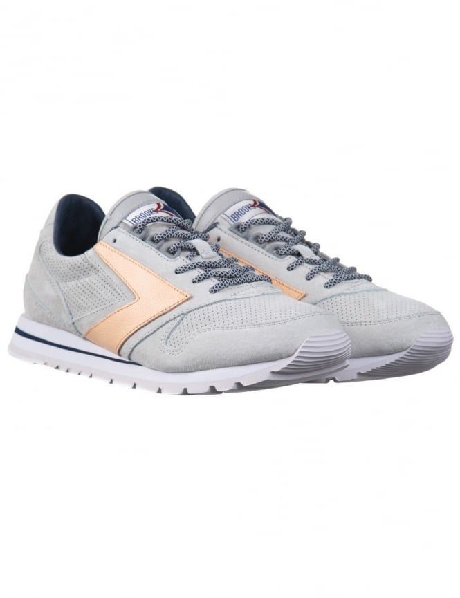 Brooks Heritage x Atmos Chariot Shoes - Grey