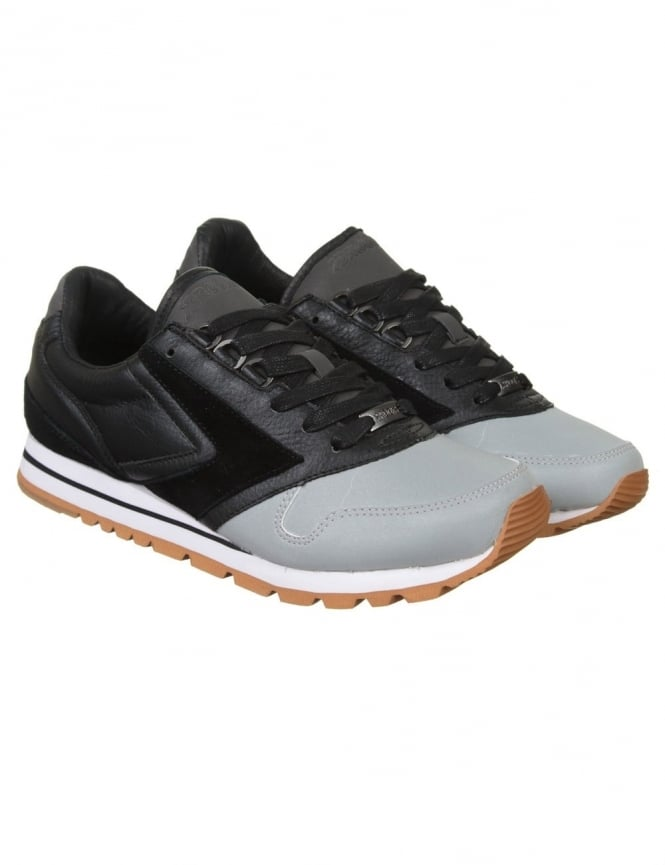 Brooks Heritage x Barneys Chariot Shoe - Black/Reflective
