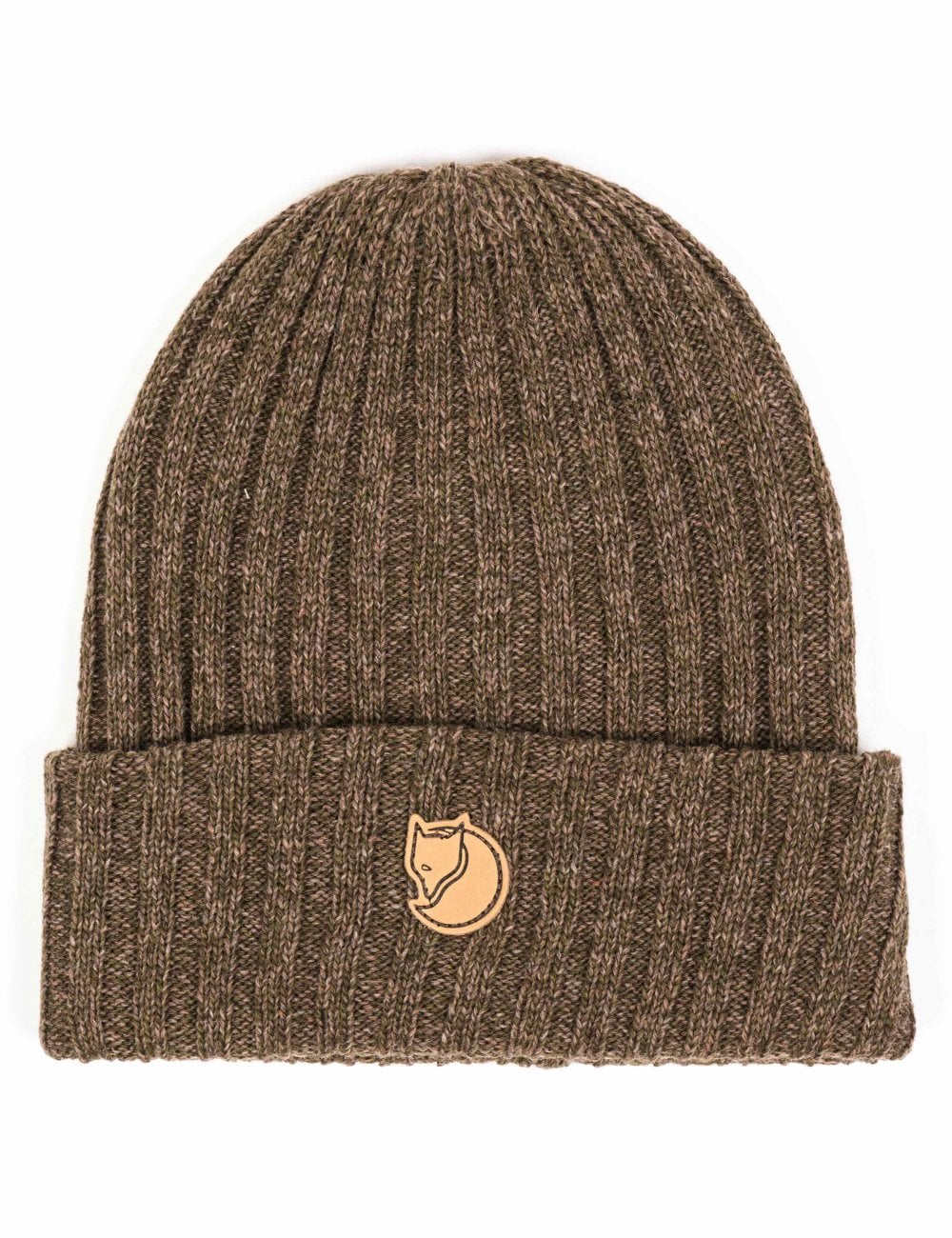 58c91d923aa Fjallraven Byron Beanie Hat - Dark Olive Taupe - Accessories from ...