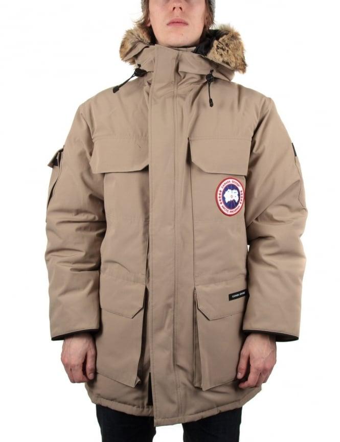 Canada Goose Expedition Parka - Tan