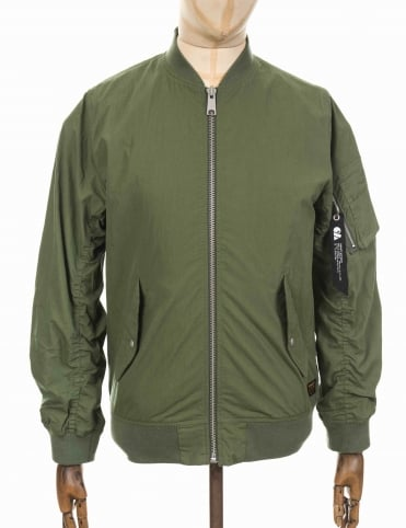 Adams Jacket - Dollar Green