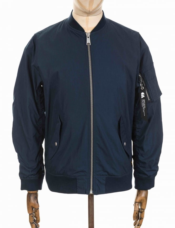 Carhartt Adams Jacket - Navy