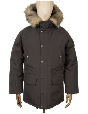 Carhartt Anchorage Parka - Blackforest