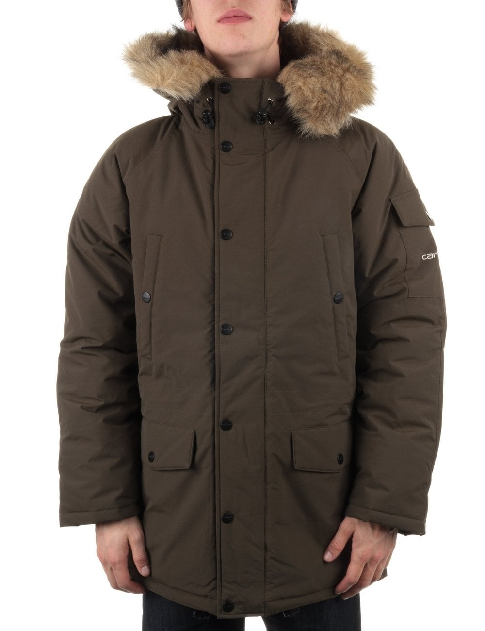 san francisco newest look out for Anchorage Parka - Cypress