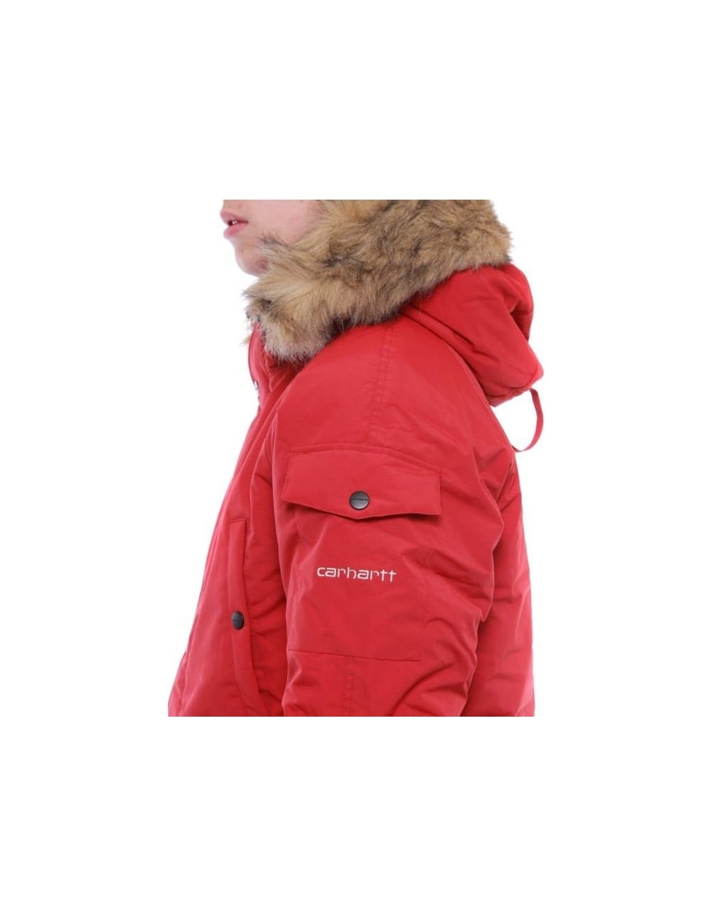 professional sale sale uk footwear Anchorage Parka - Deep Red