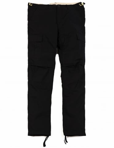 Aviation Cargo Pant - Black