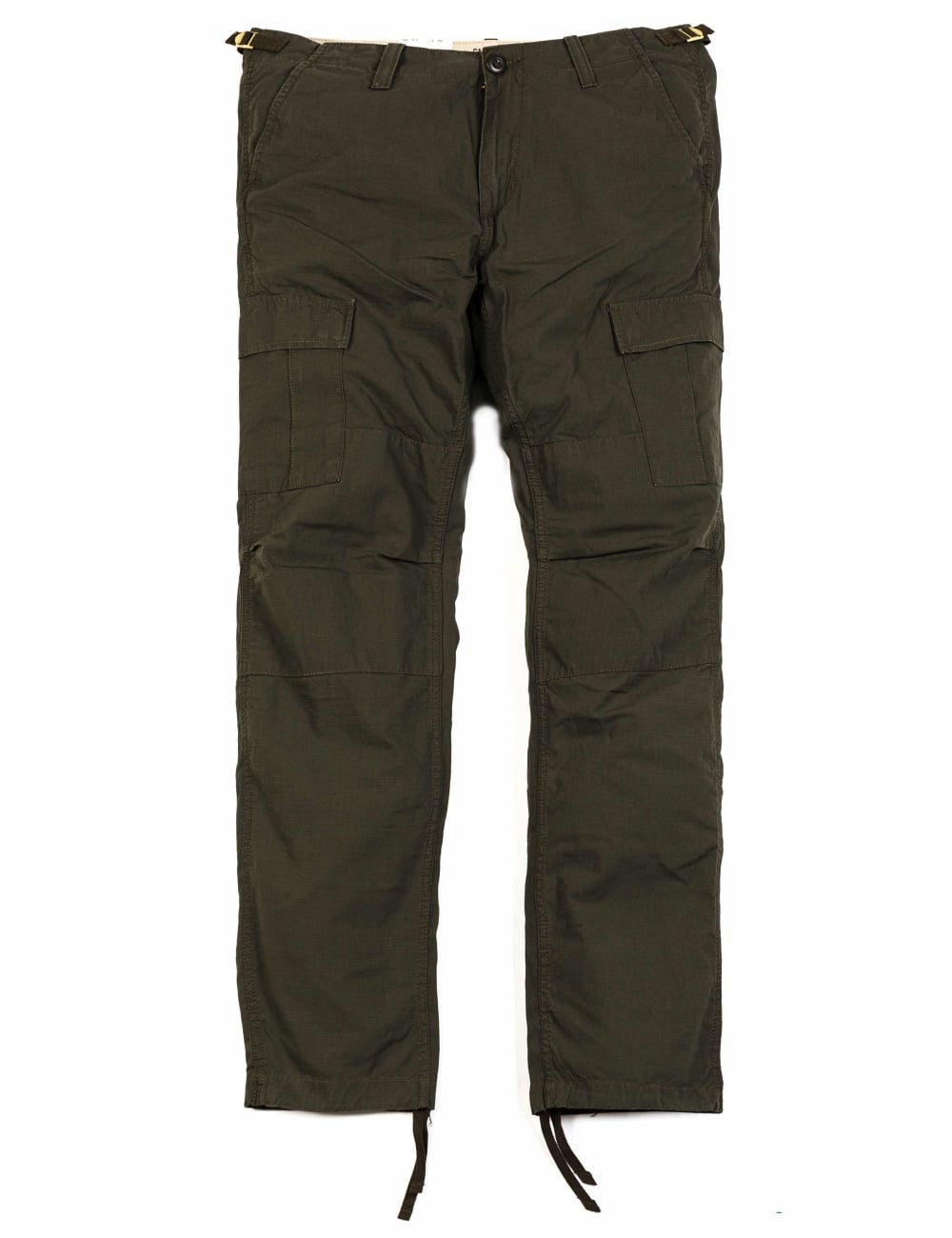 fa8f4d6be7 Carhartt WIP Aviation Cargo Pant - Cypress - Clothing from Fat ...