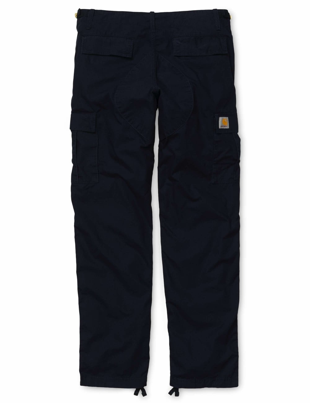 b54e9134db Carhartt WIP Aviation Cargo Pant - Dark Navy - Trousers from Fat ...