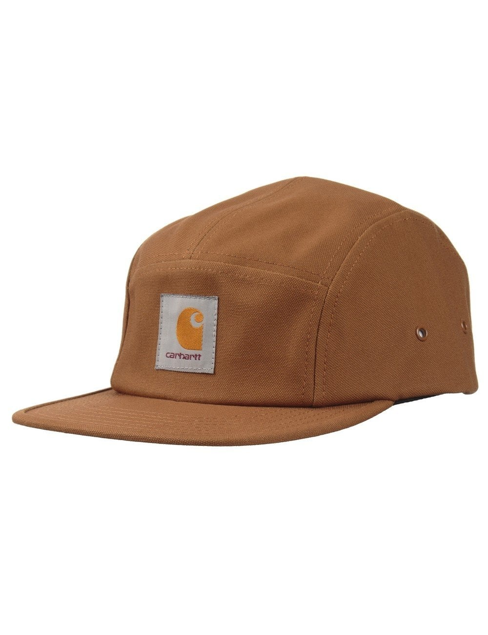 16f76608 Carhartt WIP Backley 5 Panel Cap - Hamilton Brown - Accessories from ...