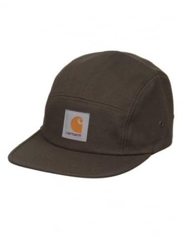 Carhartt Backley 5 Panel Hat - Cypress