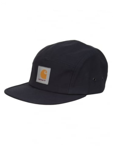 5725ed31539 Carhartt WIP Backley 5 Panel Hat - Dark Navy