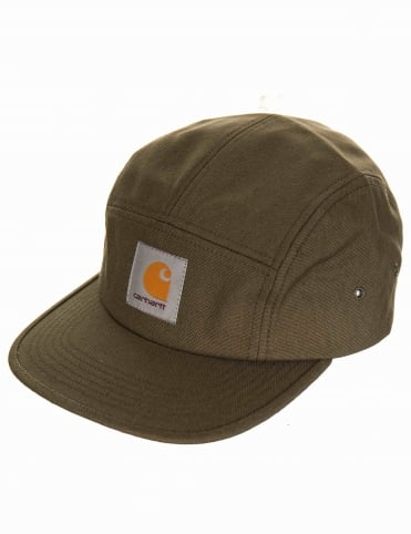 Carhartt Backley 5 Panel Hat - Rover Green