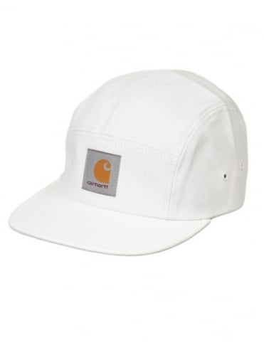 Backley 5 Panel Hat - Snow