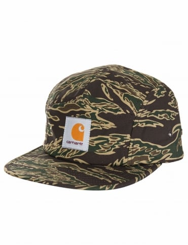 Backley Cap - Camo Tiger