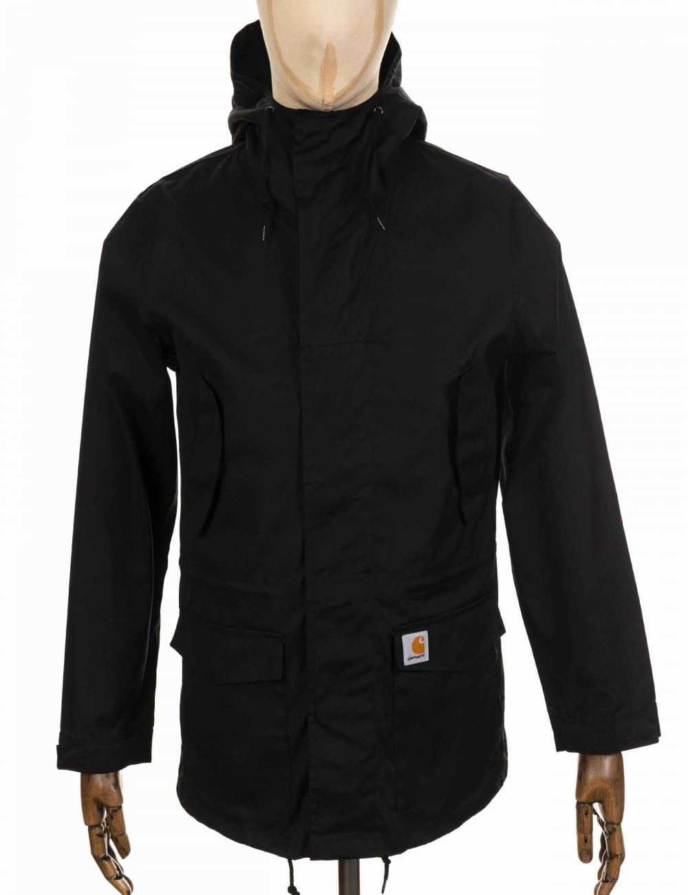Black From Uk Store Clothing Buddha Battle Fat Wip Parka Carhartt OqRt6t