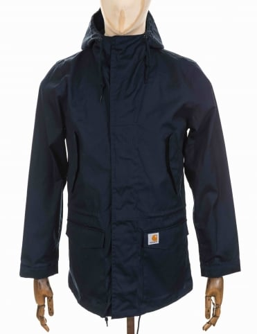 Battle Parka - Navy