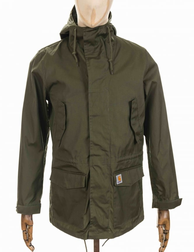 Carhartt Battle Parka - Rover Green