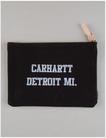Carhartt Bondi Pouch - Black/White