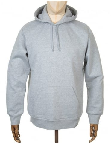 Carhartt Bridge Hooded Sweatshirt - Heather Grey