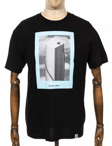 C Tower Tee - Black